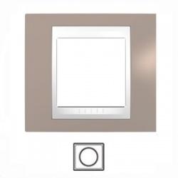 1-rámik, sivobéžová/biela, MGU6.002.874