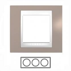 3-rámik, sivobéžová/biela, MGU6.006.874