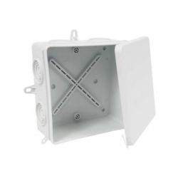 8135 HA krabica malá biela, IP54