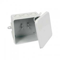 8130 KA krabica malá svetlo sivá, IP54