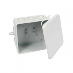 8130 HA krabica malá biela, IP54
