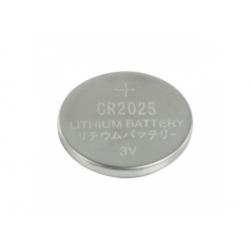 CR2025 3V gombíková líthiová batéria