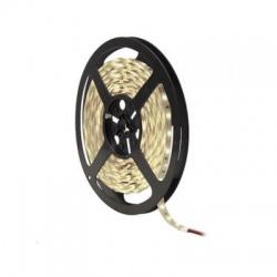 14W/m, 12V, IP65, WW, 60 LED/m, LED pás, teplá biela