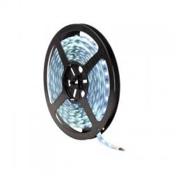 4,8W/m, 12V, IP65, CW, 60 LED/m, LED pás, studená biela