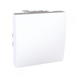 MGU3.261.18 vypínač č. 1, 16A, biely