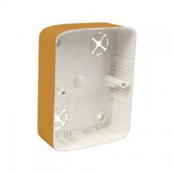 LK 80x28 2ZT SD krabica prístrojová, svetlé drevo