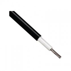 4mm2, solárny kábel, čierny