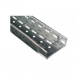 NKZI 100x125x0,80 F káblový žľab s integrovanou spojkou