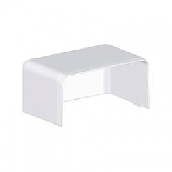 8511 HB 100x40 koncový kryt, biely