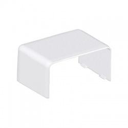 8512 HB 100x40 spojovací kryt, biely