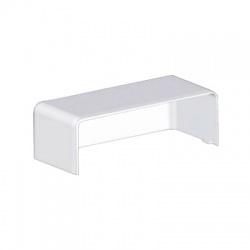 8581 HB 120x40 koncový kryt, biely