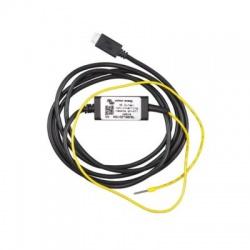 VE.Direct neinvertujúce diaľkové zapnutie/vypnutie, kábel