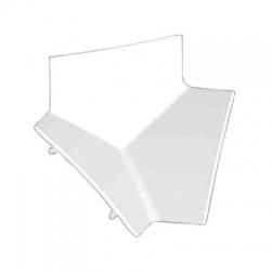8855/3 LR 30 HB roh vnútorný (prístup z troch strán), biela
