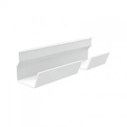 PEP 60 HD prepážka kovová, biela