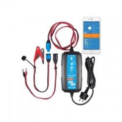 12V/10A +DC konektor, IP65, múdra nabíjačka batérií BlueSmart