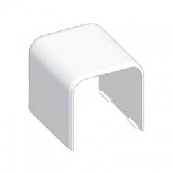 8542 HB 60x60 spojovací kryt, biely