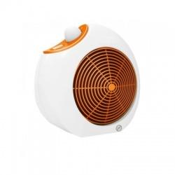 Prenášateľný ohrievač 2000W, oranžová/biela