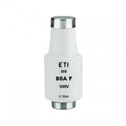 DIV 80A E33 (F) poistka