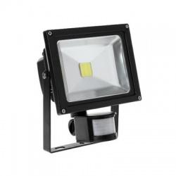 WM-30WS-E 30W LED reflektor so senzorom