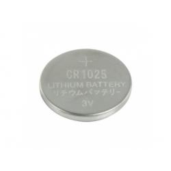 CR1025 3V gombíková líthiová batéria