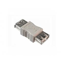 Adaptér USB (spojka) A-F / A-F