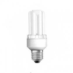 8W/827 E27, teplá biela, kompaktná žiarivka - DOPREDAJ!!!
