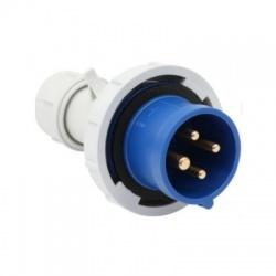 PLUGG 316-9 230V IP67 S41S25 vidlica na kábel