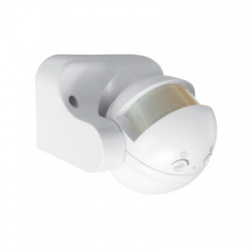 Pohybový senzor (PIR), biely
