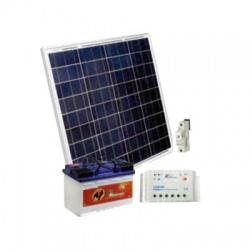 50Wp/12V solárny systém