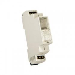 VS308K 230/24 pomocné relé, červená kontrolka
