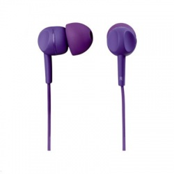 EAR 3005PL slúchadlá s mikrofónom Thomson, fialové