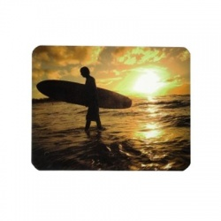 Podložka pod myš, PVC, Surfista