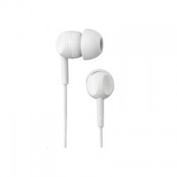 EAR 3005 slúchadlá s mikrofónom Thomson, biele