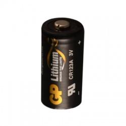 CR123 3V líthiová batéria