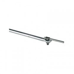 Zachytávacia tyč s uchytením cez KS skrutku 1000mm, FeZn