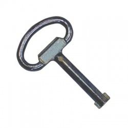 ARIA zámok vymeniteľný+kľúč dvojhrotový dózický 3mm
