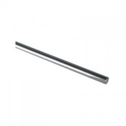 Zachytávacia tyč do podstavcov s klinom 1000mm, FeZn