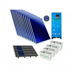 3,18kWp/3000VA/48V hybridný solárny systém EasySolar