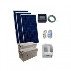 795Wp/24V solárny systém