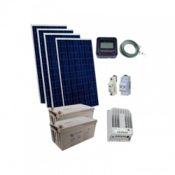 1060Wp/24V solárny systém