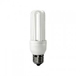 12V, 11W, E27 žiarivka úsporná