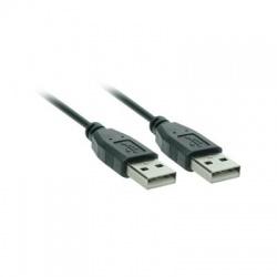 USB 2.0 A-A M/M 1,8m kábel prepojovací