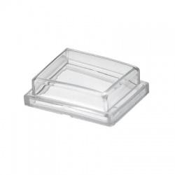 Ochranný kryt PVC transparentný pre vypínače