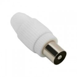 IEC konektor priamy, kolík