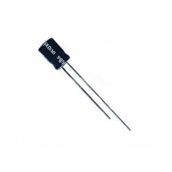 ELMIN 100uF/16V SMSE, MINI, kondenzátor elyt radiál