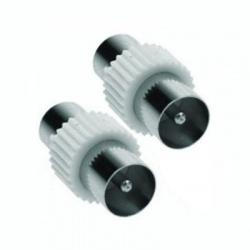 Spojka, COAX konektor - COAX konektor