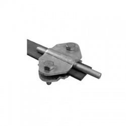 SR 03 B svorka uzemňovacia, hliník