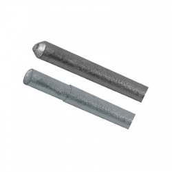 JP 10 tyč zachytávacia, priemer 18mm, 1000mm, Cu