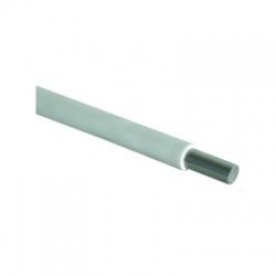 8mm priemer, bleskozvodový drôt, PVC, AlMgSi
