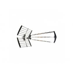 Vonkajšia DVB-T anténa, 17dB, UHF, 21. - 69. kanál